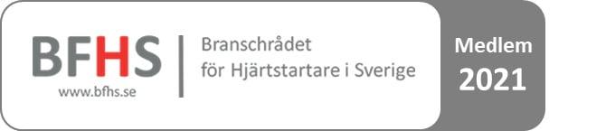 HLR utbildning stockholm bfhs 2021