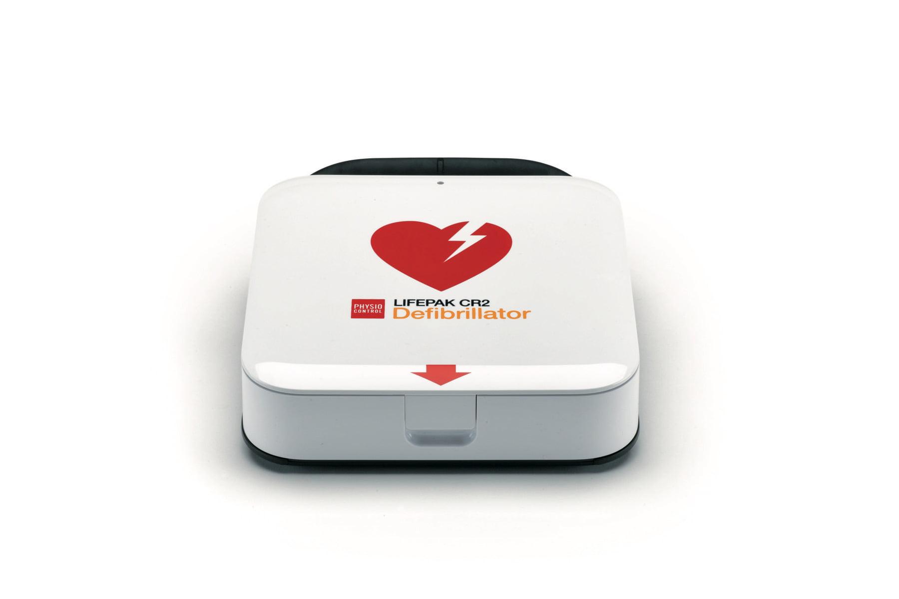 HLR hjärtstartare lifepak cr2