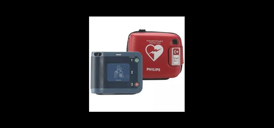 Philips hjärtstartare frx